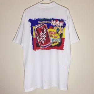 Vintage 1997 Dr Pepper T-Shirt